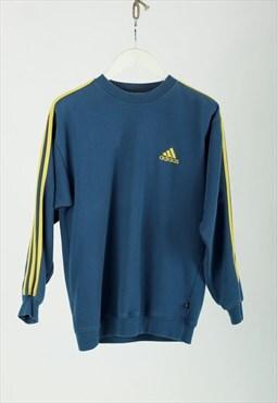 Vintage Y2K Adidas small ogo sweatshirt