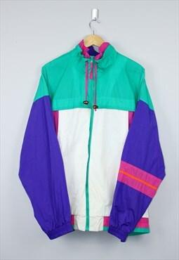 Vintage 90s Festival Shell Jacket