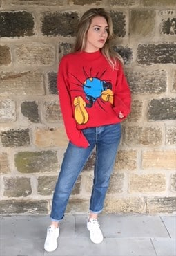 Sweatshirt Jumper Disney Mickey Mouse