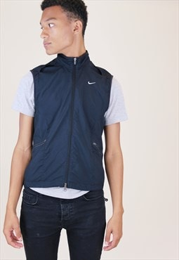 Nike Vintage Gilet Jacket Black