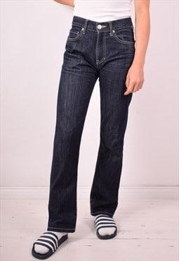 Guess Womens Vintage Jeans W28 L31 Blue 90s