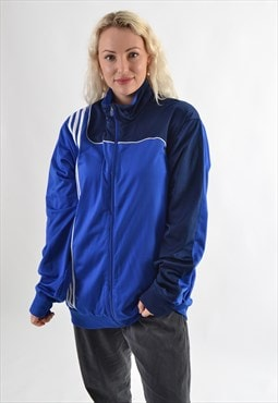 Blue Adidas Shell Jacket GTJ3960