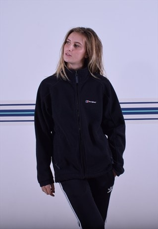 BERGHAUS BLACK FLEECE