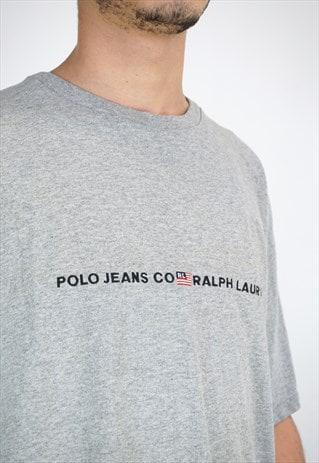VINTAGE 90'S POLO RALPH LAUREN T-SHIRT