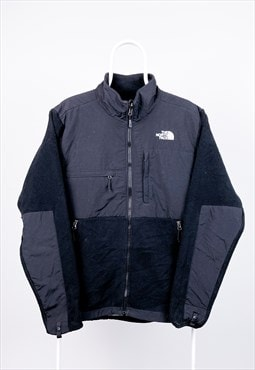Vintage The North Face Denali Fleece Jacket Black Small
