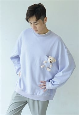 MEN'S Bear sweater