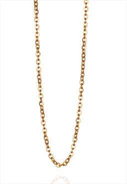 Long Basic Chain, Gold