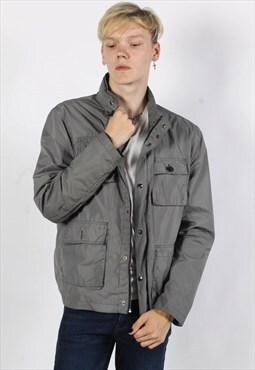 Vintage Calvin Klein Harrington Jacket Grey