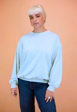 Vintage 90's Mint Green Sweatshirt