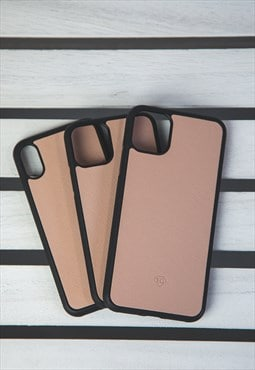 Personalised Leather Phone Cases