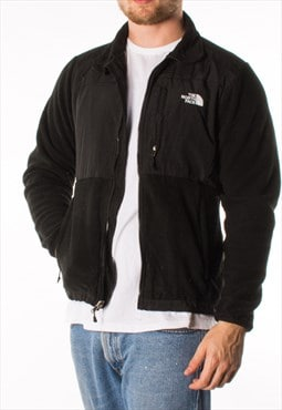 Black North Face Denali Fleece