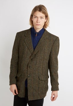 Vintage Harris Tweed Blazer