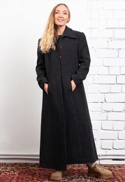Vintage 90s Wool Coat