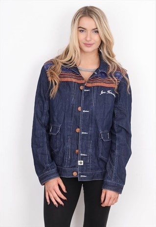 VINTAGE DENIM JACKET /CVDJ 021