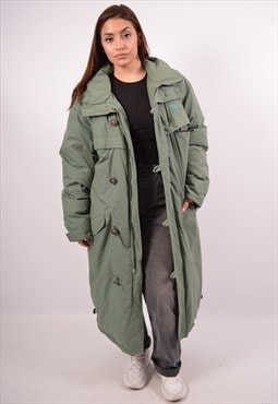 Vintage Fila Padded Coat Green