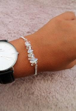 Opal Beaded Bracelet