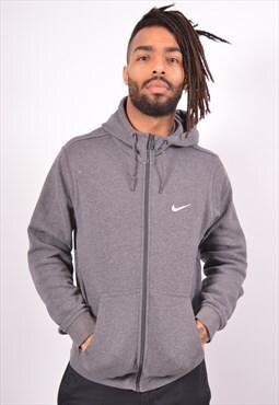 Vintage Nike Hoodie Sweater Grey