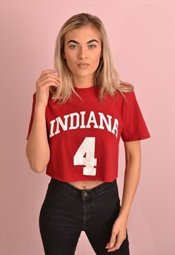 Adidas Indiana Cropped T-Shirt GBT1797
