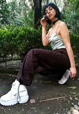 Cargo oversize trousers