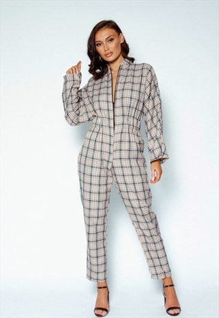 'Checkmate' Boilersuit