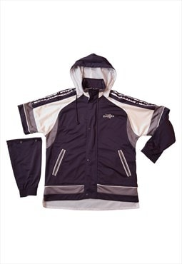 Diadora Light your Fire 90's Jacket with Detachable Sleeves