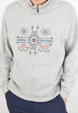 Vintage Boss Sweatshirt Size L (1510)