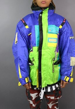 Vintage PHENIX  90S OG Ski Coat Jacket