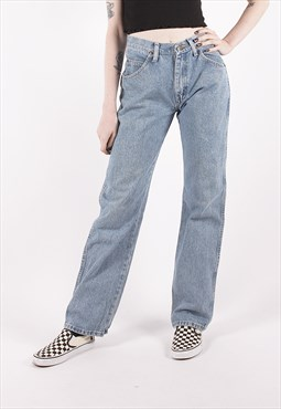 Vintage Wrangler Light Blue High Waisted Mom Jeans /OO1045