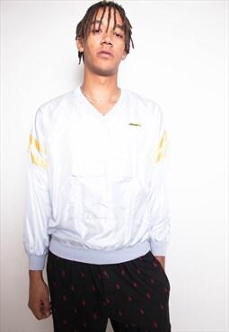 Vintage 90s Ellesse Nylon Sweatshirt ID:3570