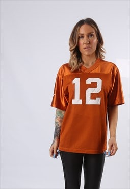 Oversized T-Shirt Sport Jersey Top Football 8 - 10 (EQ4H)