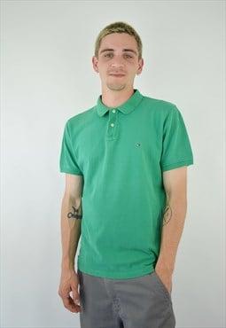 Vintage Tommy Hilfiger Basic Classic Polo Shirt