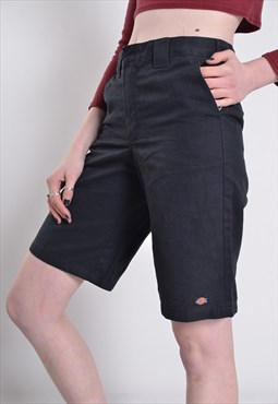 Vintage Dickies Workwear Shorts Black w28