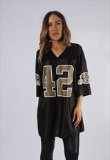 Vintage NFL Oversized T-Shirt Football Jersey Top XXL (DAL)
