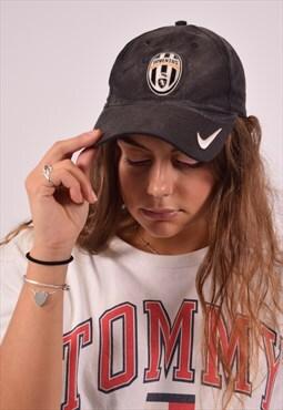 Vintage Nike Juventus Cap Black