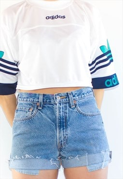 Vintage 80's High Waisted Fit Levi's Shorts