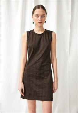 Vintage Revival Fendi 80s dress