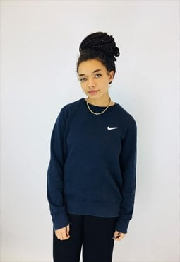 Nike Embroidered Swoosh Sweatshirt