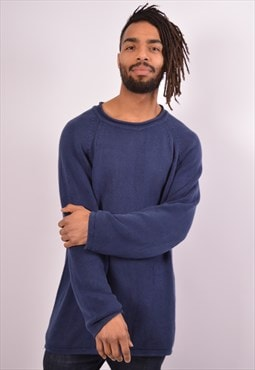 Vintage Diesel Jumper Sweater Blue
