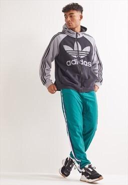 Vintage Adidas Zip-Up Hoodie