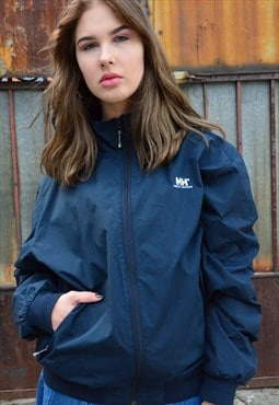 Vintage Helly Hansen Jacket in Navy