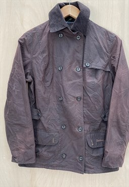 Vintage Barbour Waxc Jacket For Womens