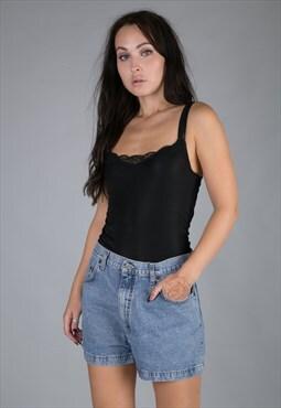 Vintage 90s Denim Shorts