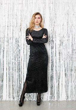 EXCLUSIVE Femme Fatale dress