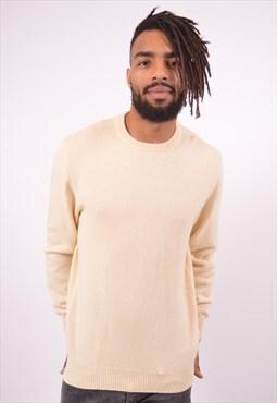 Vintage Valentino Jumper Sweater Beige