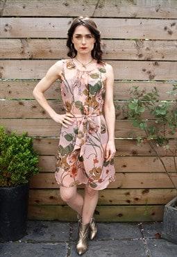 Sheer Vintage Summer Dress