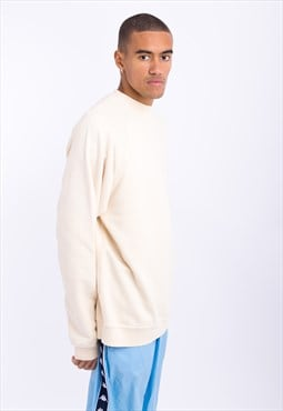 Vintage The North Face Sweatshirt Cream