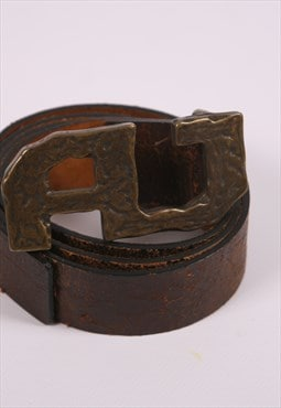 Armani Jeans Made in Italy Vintage Belt