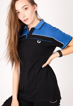 Vintage Fred Perry Polo T-Shirt NT1140