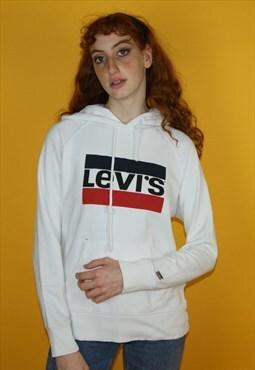 Levis Centre Logo Hoodie / Sweatshirt