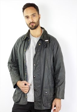 Vintage Barbour Wax Coat